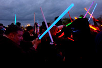The Jedi and Sith Battle of Grant Park: Episode I